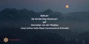 Replay Volle Maanceremonie