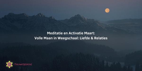 Volle Maan in Weegschaal: Liefde & Relaties